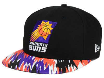 Phoenix Suns New Era NBA HWC Team Zag 9FIFTY Snapback Cap