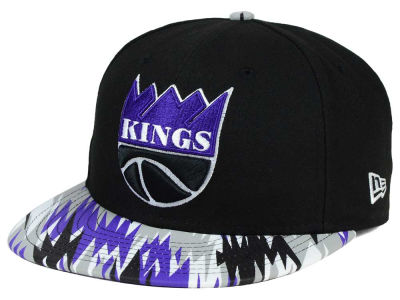 Sacramento Kings New Era NBA HWC Team Zag 9FIFTY Snapback Cap