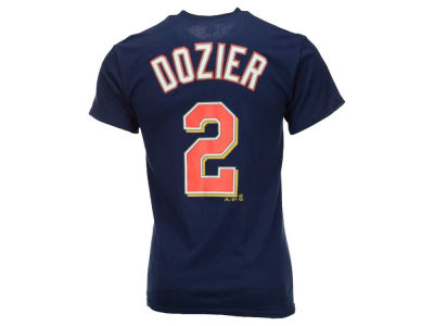 Minnesota Twins Brian Dozier Majestic MLB Men's Official Player T-Shirt
