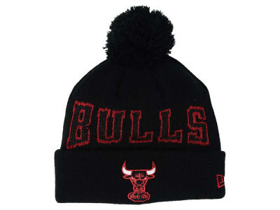 Chicago Bulls New Era NBA HWC 72-10 Jordan Hook Pack Knit