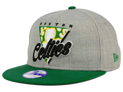 Boston Celtics New Era NBA HWC Youth Lil Triangle Offense 9FIFTY Snapback Cap