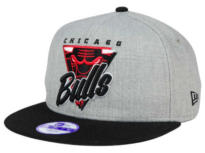 Chicago Bulls New Era NBA HWC Youth Lil Triangle Offense 9FIFTY Snapback Cap