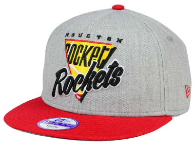 Houston Rockets New Era NBA HWC Youth Lil Triangle Offense 9FIFTY Snapback Cap