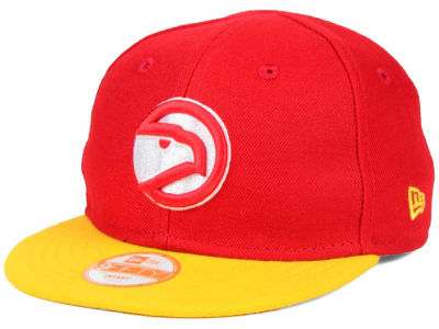 Atlanta Hawks New Era NBA HWC Infant My 1st 9FIFTY Snapback Cap