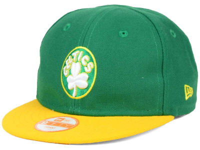 Boston Celtics New Era NBA HWC Infant My 1st 9FIFTY Snapback Cap