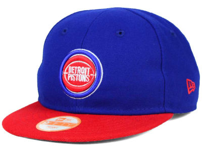 Detroit Pistons New Era NBA HWC Infant My 1st 9FIFTY Snapback Cap