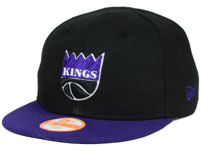 Sacramento Kings New Era NBA HWC Infant My 1st 9FIFTY Snapback Cap