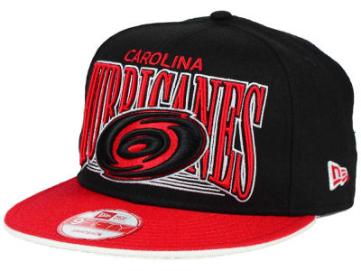 Carolina Hurricanes New Era NHL Ice Block 9FIFTY Snapback Cap