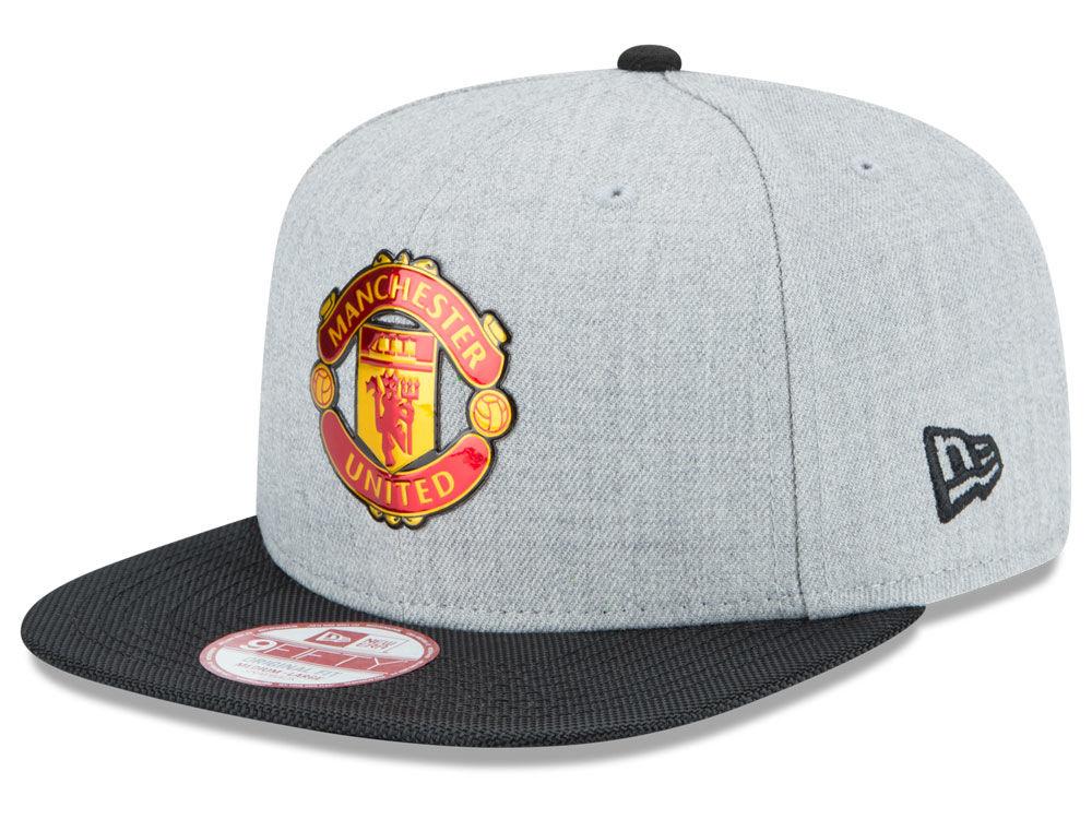 Manchester United New Era English Premier League Basic 9FIFTY Snapback Cap   432c0ee8e040