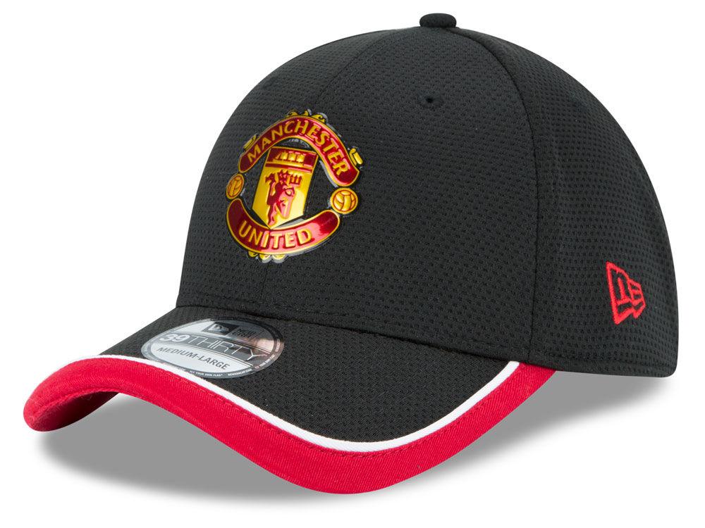 a013a894655 Manchester United New Era English Premier League 39THIRTY Cap
