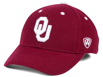Oklahoma Sooners Top of the World NCAA Memory Fit Dynasty Fitted Hat