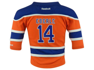 Edmonton Oilers Jordan Eberle NHL Infant Replica Player Jersey