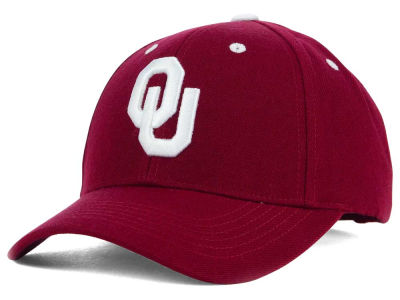 Oklahoma Sooners Top of the World NCAA Triple Conference Adjustable Cap