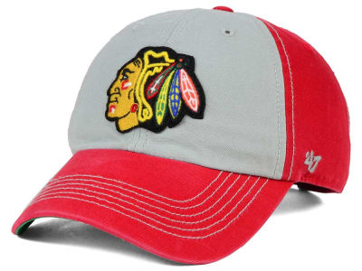 Chicago Blackhawks '47 NHL McGraw '47 CLEAN UP Cap