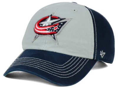 Columbus Blue Jackets '47 NHL McGraw '47 CLEAN UP Cap
