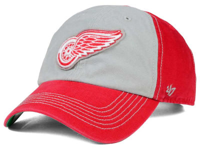 Detroit Red Wings '47 NHL McGraw '47 CLEAN UP Cap