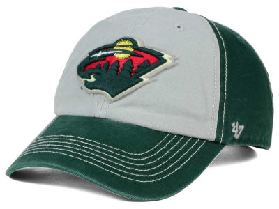 Minnesota Wild '47 NHL McGraw '47 CLEAN UP Cap