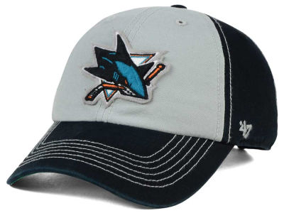 San Jose Sharks '47 NHL McGraw '47 CLEAN UP Cap