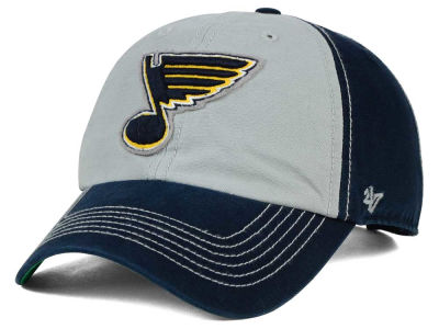 St. Louis Blues '47 NHL McGraw '47 CLEAN UP Cap