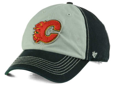 Calgary Flames '47 NHL McGraw '47 CLEAN UP Cap