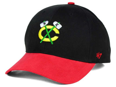 Chicago Blackhawks '47 NHL Youth '47 Short Stack Cap