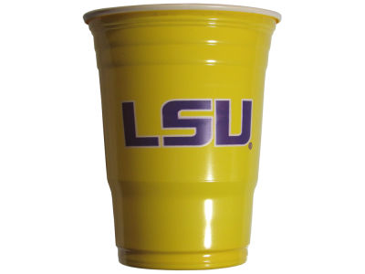 LSU Tigers 18pk 18oz Game Day Cups