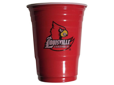 Louisville Cardinals 18pk 18oz Game Day Cups