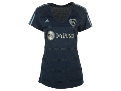 Sporting Kansas City adidas MLS Women's Club Shirt