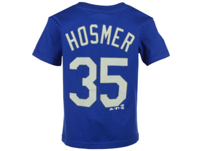 Kansas City Royals Eric Hosmer MLB Kids Official Player T-Shirt