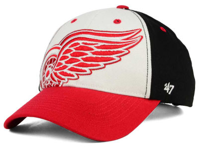 Detroit Red Wings '47 NHL Lil show '47 MVP Cap