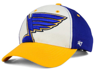St. Louis Blues '47 NHL Lil show '47 MVP Cap