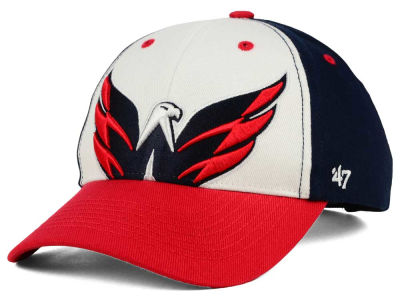 Washington Capitals '47 NHL Lil show '47 MVP Cap