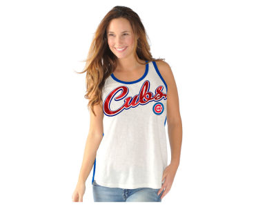 Chicago Cubs MLB Women's Trip Play Tank