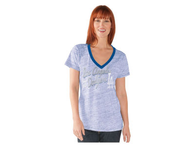 Los Angeles Dodgers GIII MLB Women's Ace T-Shirt