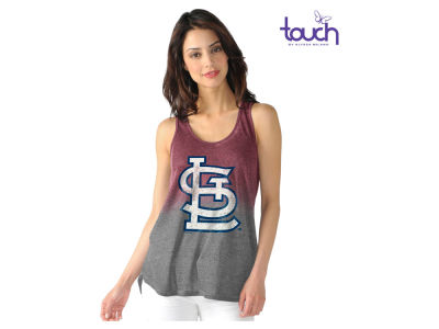 St. Louis Cardinals GIII MLB Women's Twisted Tank