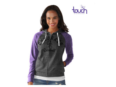 Colorado Rockies GIII MLB Women's First Pick Hoodie