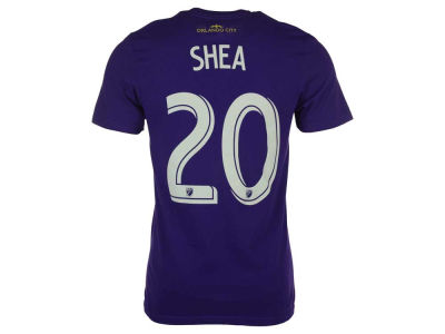 Orlando City SC Brek Shea adidas MLS Home Player T-Shirt