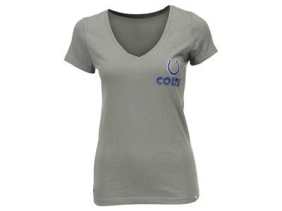 Indianapolis Colts '47 NFL Women's Flanker Encore V-Neck T-Shirt