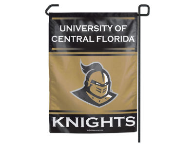 University of Central Florida Knights Garden Flag