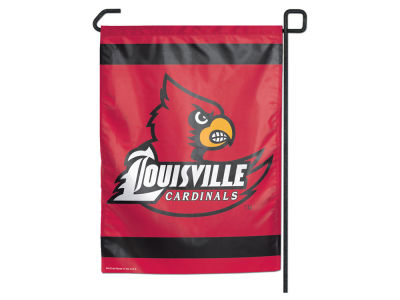 Louisville Cardinals Garden Flag