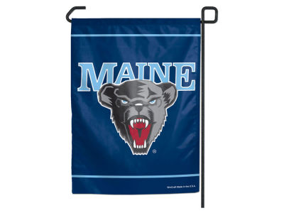 Maine Black Bears Garden Flag
