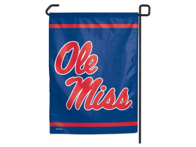 Ole Miss Rebels Garden Flag