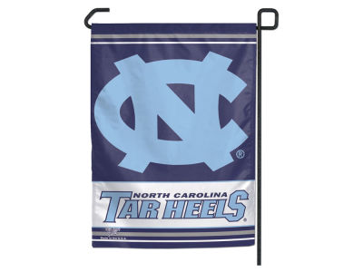 North Carolina Tar Heels Garden Flag
