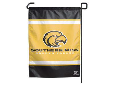 Southern Mississippi Golden Eagles Garden Flag