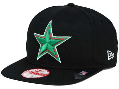 Dallas Cowboys New Era NFL Mexico Heritage 9FIFTY Snapback Cap