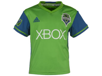 Seattle Sounders FC MLS Toddler Replica Primary Jersey