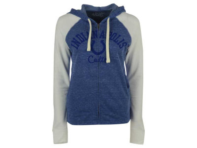 Indianapolis Colts GIII NFL Women's First Pick Full Zip Hoodie
