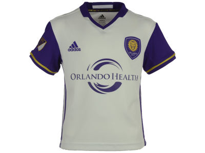 Orlando City SC adidas MLS Kids Replica Secondary Jersey