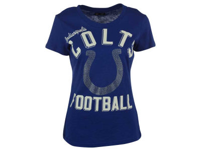Indianapolis Colts GIII NFL Women's Major League Scoop T-Shirt