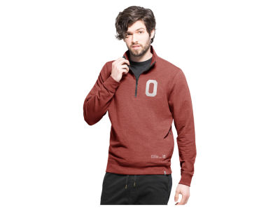 Oklahoma Sooners '47 NCAA Men's React Quarter Zip Pullover
